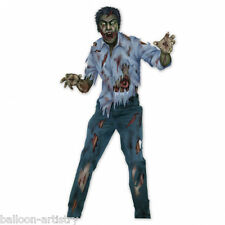 Halloween Undead Horror Scene Setter Photo-Op Add-on WALKING ZOMBIE
