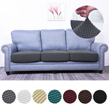 Anminy Replacement Stretch Chair Sofa Seat Cushion Cover Couch Slipcover Protect