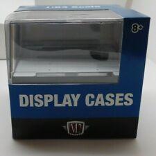 M2 Machines 1:64 Diecast Car Display Cases 4 Pieces Set / PACK acrylic show case