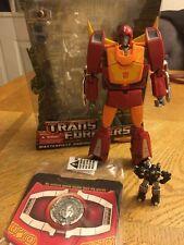 Transformers Masterpiece MP-09 Rodimus Prime Complete. MP9 Hasbro / Toys R Us Ex