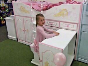 Chartley Girls High Sleeper Cabin bed