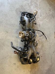 2000 Subaru Impreza 2.2L Intake manifold plus harness and throttle body