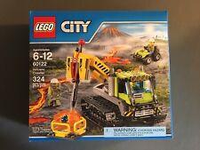 Lego City Set 60122 Volcano Crawler. NIB