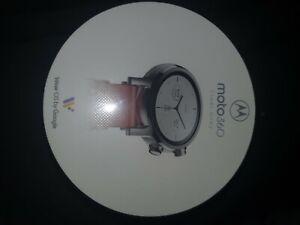 Motorola Moto 360 3rd Gen Brand New Sealed.....