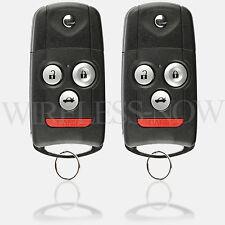 2 Car Key Keyless Entry Remote Fob For 2009 2010 2011 2012 2013 2014 Acura TL