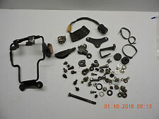 Kawasaki KE 100 KE100 enduro 1979 frame nuts and bolts odds and ends B18