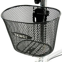 Knee Scooter Basket Kit Accessory - Universal Bracket Mount Included by TKWC INC