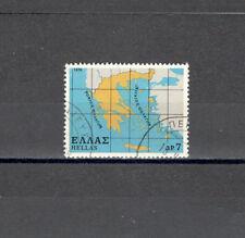 GRECIA 1322 - CARTA DELLA GRECIA 1978 -  MAZZETTA  DI  15 - VEDI FOTO