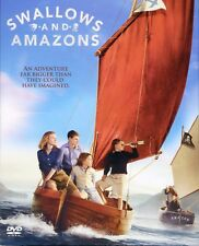 Swallows and Amazons 2017 British family adventure movie, new DVD pirates spies
