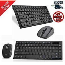 7508035b1ba Wireless Keyboard and Mouse Combo Bluetooth Computer Desktop Laptop PC  Cordless.