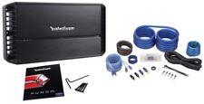 Rockford Fosgate Punch P1000X2 1000 Watt RMS 2-Channel Amplifier + Car Amp Kit
