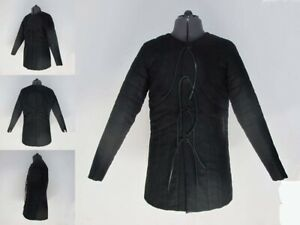 Medieval gambeson under armour medieval clothing leather armor larp armour