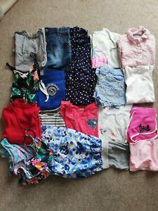 Girls Clothing Bundle 9 10 years dress top skirt