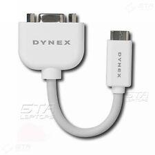 Dynex Mini DVI to VGA Adapter DX-AP110 UPC 600603113628
