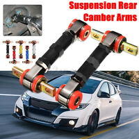 Adjustable Rear Upper Camber Arm Kit For Honda Civic For Acura Integra HL