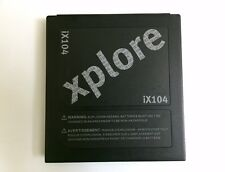 Authentic Genuine OEM - Xplore iX104 Tablet BTP-87W3 7.4V 9250mAh Lion Battery