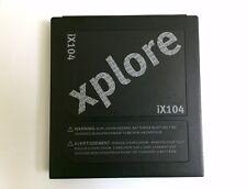 LOT OF 10 X Genuine OEM Authentic  Xplore iX104  BTP-87W3 7.4V 9250mAh Battery