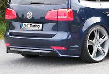 Heckansatz Heckspoiler Spoiler für VW Touran Facelift Typ 1T GP2