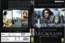 LE CROCIATE - KINGDOM OF HEAVEN (2005) dvd ex noleggio