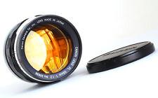 CANON 58mm F1.2 - FL - MINTY!