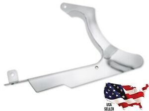 HARLEY SOFTAIL Chrome Lower Belt Guard 27-1118 2007-2017 DELUXE HERITAGE CLASSIC