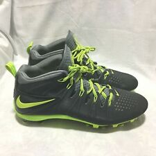 Nike Huarache Lacrosse Cleats / Multi Color ( Size 10 ) Men'S