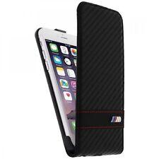 Étui iPhone 6/6s À Clapet Carbone Noir BMW Motorsport