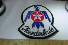 Vintage Military Patch Thunderbirds