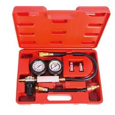 New Cylinder leak down tester compression leakage detector kit set petrol engine