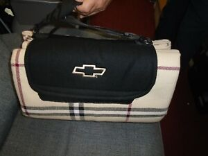 Chevrolet Blanket with Carry Handle