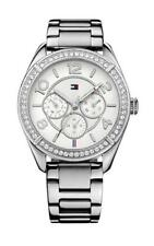 Tommy Hilfiger Women's Watch 1781252 Analogue Stainless Steel Silver