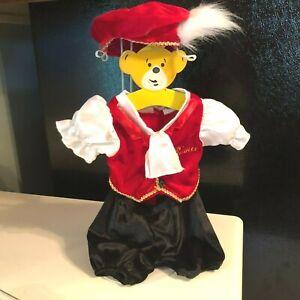 "Build-a-Bear Three Piece Romeo Costume, for 14 - 18"" Plush Animal"