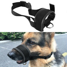 Soft Dog Muzzle Nose Reigns Halti Style Head Collar Stops Dogs Pulling Training