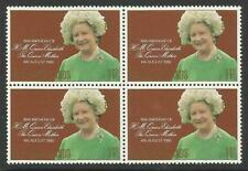 Mint Never Hinged/MNH Celebrity Postal Stamp Blocks