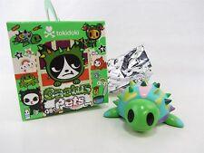 "Speedy Turtle Smiling - Sandy's Cactus Pets Vinyl Figure Tokidoki approx 3"" long"