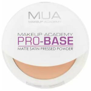 MUA Pro Matte Satin Pressed Powder Beige Flush