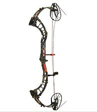 "2017 PSE ARCHERY FULL THROTTLE 28.5"" 60-70# SKULLWORKS 2 CAMO BOW FULLTHROTTLE"