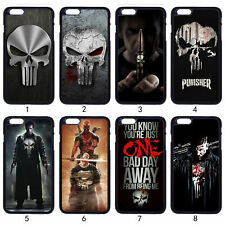 The Punisher Frank Case For Samsung iPhone iPod Motorola LG SONY HTC ONE HUAWEI