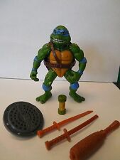 Vintage Playmates Toys Movie Star Leonardo near complete