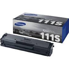 Samsung MLT-D111S/ELS Tóner 111S, Original, Negro