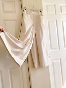 J. Peterman Women's Riding Skirt/ Culotte Pants *Very Rare* Size 6
