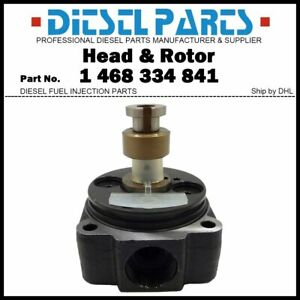 1468334841 Fuel Injection VE Pump Head & Rotor 4/11R for IVECO 8140.43.3900