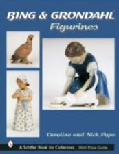 Bing & Grondahl Figurines (A Schiffer Book for Collectors)-ExLibrary