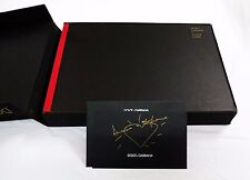 Secret Ceremony by Steven Klein,  Dolce and Gabbana 2007 With Signed Autoghraph