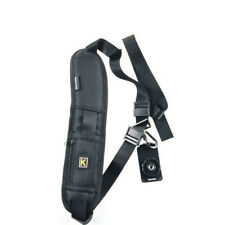 Digital Camera Single Shoulder Sling Belt Strap for DSLR SLR Fast