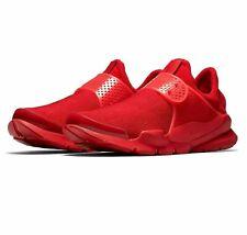 Nike Sock Dart KJCRD Men's Shoes Sneakers Size 11 University Red 819686-600 $130