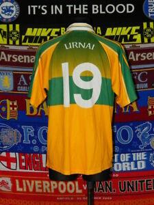 4.5/5 Urnai GAA adults L #19 gaelic football shirt jersey trikot