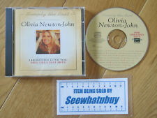 Olivia Newton-John Simply The Best I Honestly Love You Her Greatest Hits CD