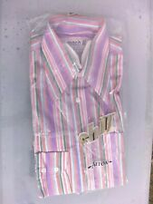 Vintage Mach II By Arrow Dress Shirt Size 15 - 34