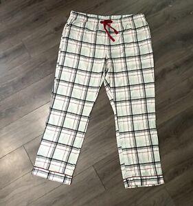 GILLIGAN & OMALLEY Women's Pj Sleepwear Pants Holiday / Christmas  Size 1X